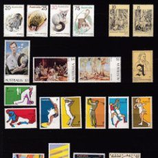 Sellos: AUSTRALIA AÑO 1974 SELLOS NUEVOS * (MH) LOTE 82. Lote 103870591