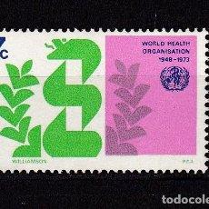 Sellos - AUSTRALIA AÑO 1973 SELLOS NUEVOS * (MH) LOTE 83 A - 103875431