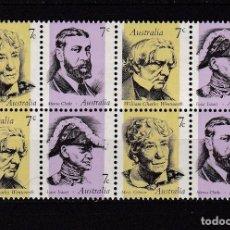 Sellos - AUSTRALIA AÑO 1973 SELLOS NUEVOS * (MH) LOTE 83 D - 103875651