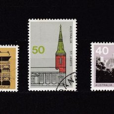 Sellos: AUSTRALIA AÑO 1973 SELLOS NUEVOS * (MH) LOTE 83 I (MATASELLOS DE FAVOR). Lote 103876603