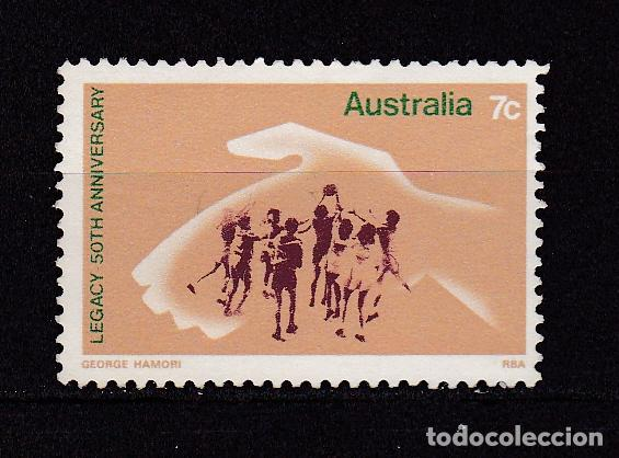 AUSTRALIA AÑO 1973 SELLOS NUEVOS * (MH) LOTE 83 B (Sellos - Extranjero - Oceanía - Australia)