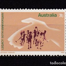 Sellos - AUSTRALIA AÑO 1973 SELLOS NUEVOS * (MH) LOTE 83 B - 103876763