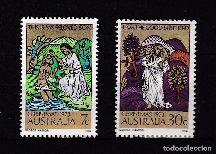 AUSTRALIA AÑO 1973 SELLOS NUEVOS * (MH) LOTE 83 C (Sellos - Extranjero - Oceanía - Australia)