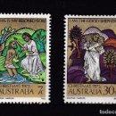 Sellos: AUSTRALIA AÑO 1973 SELLOS NUEVOS * (MH) LOTE 83 C. Lote 103876991