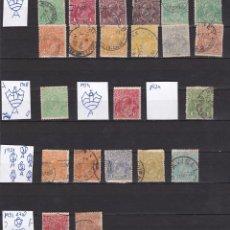 Sellos: AUSTRALIA AÑOS 1914 - 1931 SELLOS USADOS * (MH) LOTE 11. Lote 103985487