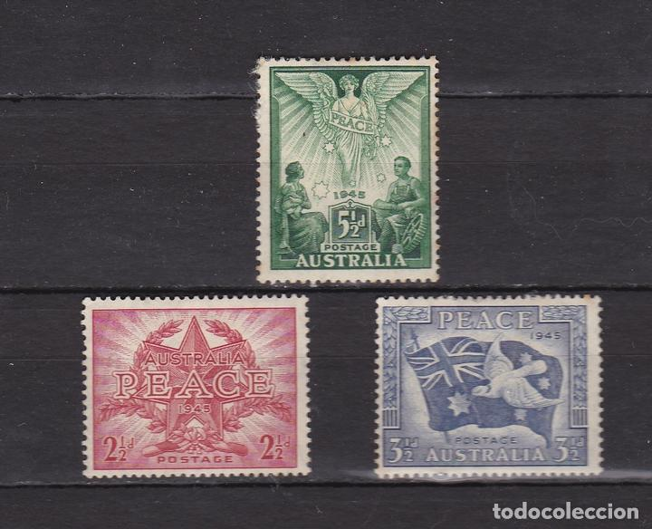 AUSTRALIA AÑO DE 1946 SELLOS NUEVOS * (MH) LOTE 88 (Sellos - Extranjero - Oceanía - Australia)