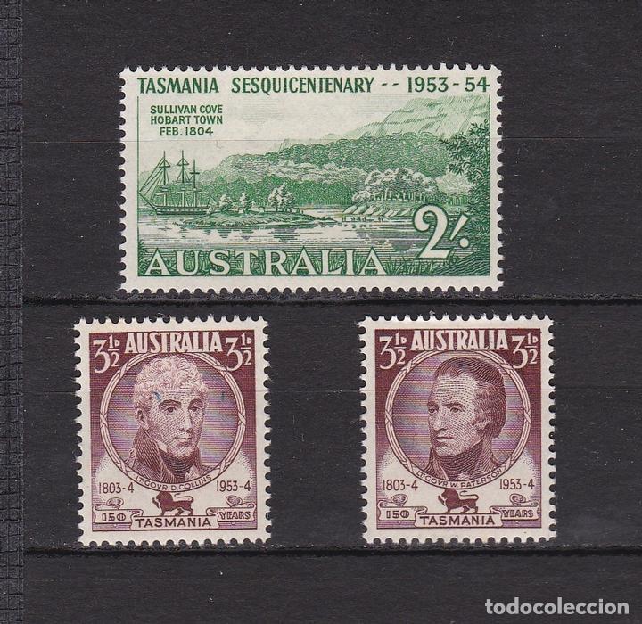 AUSTRALIA AÑO DE 1953 SELLOS NUEVOS * (MH) LOTE 89 B (Sellos - Extranjero - Oceanía - Australia)