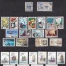 Sellos: AUSTRALIA TERRITORIO ANTARTICO 1957 -1982 NUEVOS * (MH) LOTE 90. Lote 104081199