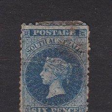 Sellos: AUSTRALIA DEL SUR 1855 USADO (MH) LOTE 91 C. Lote 104102335