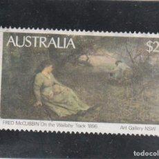 Sellos: AUSTRALIA 1981 - SG NRO. 778 - USADO - LIGERO ROCE. Lote 105515887