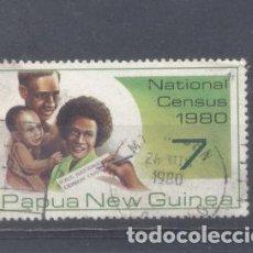 Sellos: PAPUA NEW GUINEA ,1980, USADO. Lote 112329119