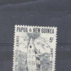 Sellos: PAPUA NEW GUINEA ,1969, USADO. Lote 112330199