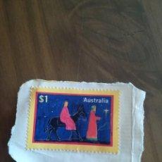 Sellos: SELLO AUSTRALIANO 1$. Lote 112610199