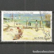 Sellos: AUSTRALIA SELLO YVERT NUM. 855 SERIE COMPLETA USADO. Lote 115298711