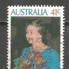 Sellos: AUSTRALIA SELLOS YVERT NUM. 1160 SERIE COMPLETA USADA . Lote 115299243