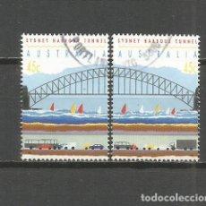 Sellos: AUSTRALIA SELLOS YVERT NUM. 1276/1277 SERIE COMPLETA USADA . Lote 115299443