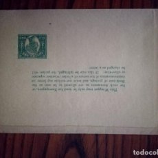 Sellos: QUEENLAND-1/2 PENNY GREEN POSTAL STATIONERY WRAPPER.NUEVA.. Lote 120821495