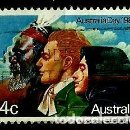 Sellos: AUSTRALIA YV 0762 DIA DE AUSTRALIA (USADO). Lote 161009576
