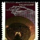 Sellos: AUSTRALIA YV 0942 (PASO DEL COMETA HALLEY) (USADO). Lote 161166857
