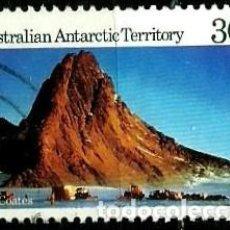 Sellos - Australia-[Territorio Antartico] Yv 65 (Monte Coates) (usado) - 140646138