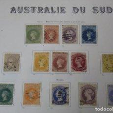 Sellos: AUSTRALIA DEL SUR CLASICOS. Lote 142291318