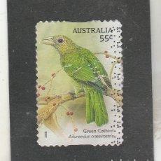 Sellos: AUSTRALIA 2009 - SG NRO. 3274 - USADO - RESTO DE PAPEL. Lote 142912172