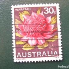 Sellos: AUSTRALIA, 1968 WARATAH, YVERT 372. Lote 147169826