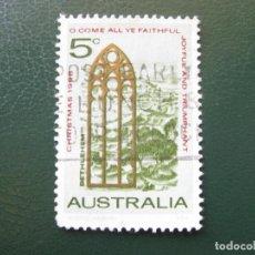 Sellos: AUSTRALIA, 1968 NAVIDAD, YVERT 379. Lote 147170010