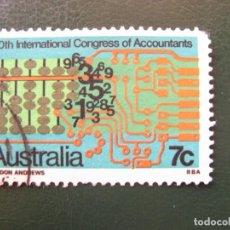 Sellos: AUSTRALIA, 1972 YVERT 476. Lote 147171874