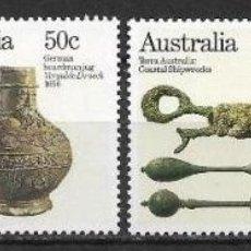 Sellos: AUSTRALIA 1985 ** MNH SC 963-966 (4) 4.75 - 2/27. Lote 151623558