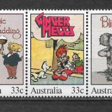 Sellos: AUSTRALIA 1985 ** MNH SC 960 STRIP OF 5 2.50 - 2/26. Lote 151627434