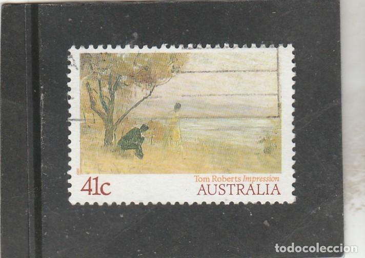AUSTRALIA 1989 - SG NRO. 1212 - USADO - FOTO ESTANDAR (Sellos - Extranjero - Oceanía - Australia)