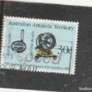 Sellos: ANTARTIC T. AUSTRALIAN 1984 - SG NRO. AQ 61 - USADO. Lote 161118796