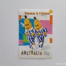 Sellos: AUSTRALIA SELLO USADO. Lote 164945062