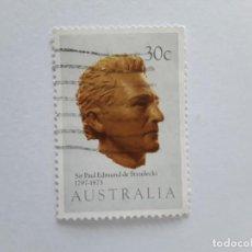 Sellos: AUSTRALIA SELLO USADO. Lote 164945978