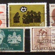Sellos: SELLOS AUSTRALIA- FOTO 025 -, USADO. Lote 167036932