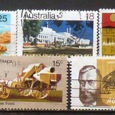 Sellos: SELLOS AUSTRALIA- FOTO 032 -, USADO. Lote 167037784