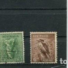 Sellos: SELOOS ANTIGUOS DE AUSTRALIA ANIMALES COALA CANGURO . Lote 168991084