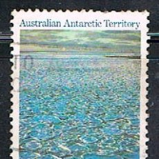 Sellos: AUSTRALIA, TERRITORIO ANTARTICO 71, PAISAJE ANTARTICO, USADO. Lote 175796469