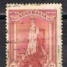 Sellos: AUSTRALIA 149, LA REINA ISABEL, USADO. Lote 175798128