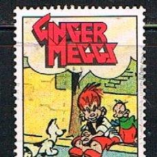 Sellos: AUSTRALIA 944, GINGER MEGGS, LIBRO INFANTIL, USADO. Lote 175799700