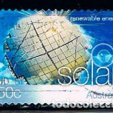 Sellos: AUATRALIA 2246, ENERGIA SOLAR (ENERGIA RENOVABLE, USADO. Lote 175857448