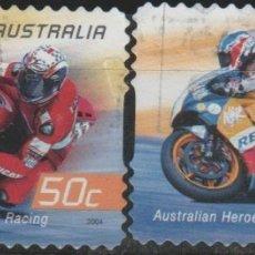 Sellos: LOTE S SELLOS AUSTRALIA MOTOS. Lote 178769121