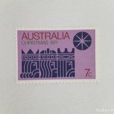 Sellos: AÑO 1971 AUSTRALIA SELLO NUEVO. Lote 180183615