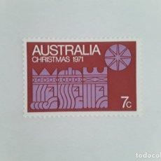 Sellos: AÑO 1971 AUSTRALIA SELLO NUEVO. Lote 180183703
