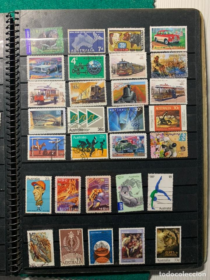 Sellos: COLECCIÓN SELLOS AUSTRALIA EN USADO - Foto 12 - 182714023