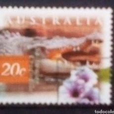 Sellos: AUSTRALIA COCODRILO SELLO USADO. Lote 188787955
