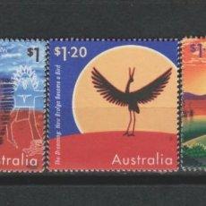 Sellos: LOTE Q - SELLOS AUSTRALIA NUEVOS ALTO VALOR. Lote 236381210