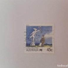 Sellos: AUSTRALIA SELLO USADO. Lote 194387833