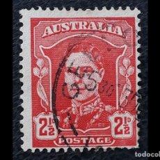 Sellos: AUSTRALIA JORGE V ( 1942-44 ). Lote 194962275